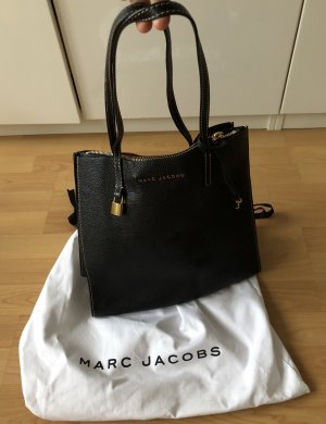 Marc Jacobs The Grind Shopper / Tote Bag - schwarz -