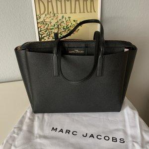 Marc Jacobs Torebka typu tote czarny Skóra