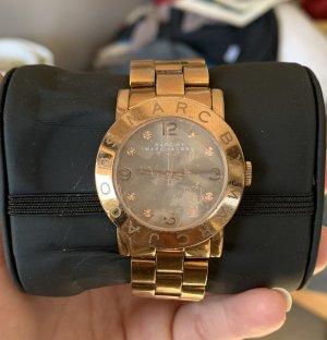 Marc Jacobs Reloj analógico color rosa dorado metal