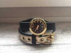 Marc Jacobs Analog Watch black-gold-colored