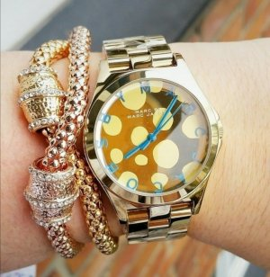 Marc Jacobs Analog Watch gold-colored