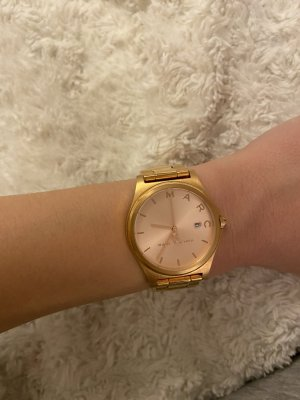 Marc Jacobs Watch With Metal Strap rose-gold-coloured