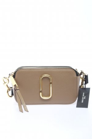 "Marc Jacobs Gekruiste tas ""Logo Strap Snapshot Small Camera Bag"" bruin"