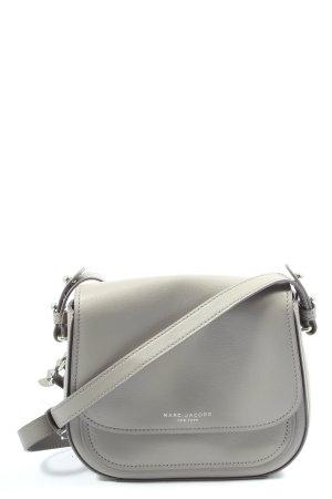 Marc Jacobs Gekruiste tas lichtgrijs zakelijke stijl