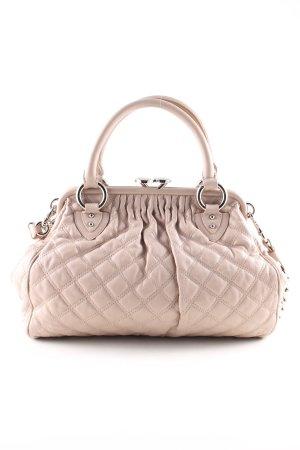 Marc Jacobs Gekruiste tas roze quilten patroon zakelijke stijl