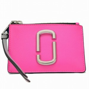 Marc Jacobs Wallet pink leather