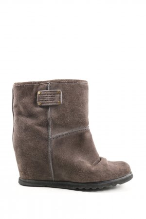 Marc Jacobs Winter-Stiefeletten braun Casual-Look