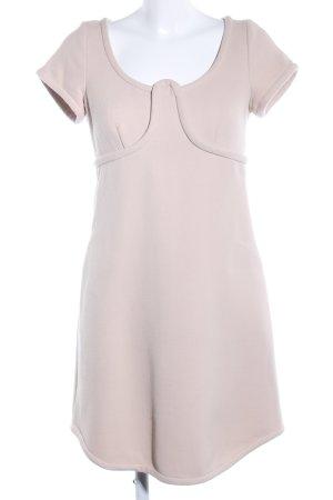 Marc Jacobs Vestito di lana bianco sporco stile professionale