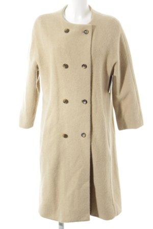 Marc Jacobs Wollen jas lichtbruin klassieke stijl