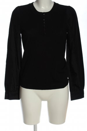 Marc Jacobs Wollpullover schwarz Casual-Look