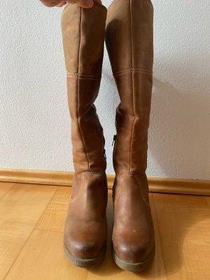 MARC art of walking Bottes à l'écuyère marron clair-brun