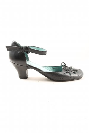 MARC Mary Jane pumps zwart casual uitstraling