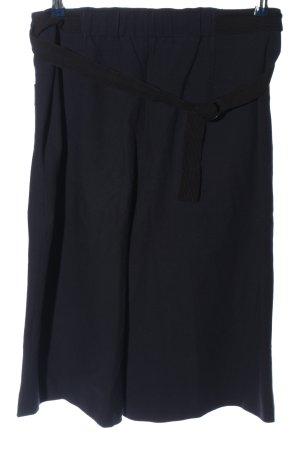 Marc O'Polo Pantalon 3/4 bleu style décontracté