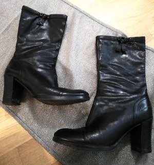 Marc O'Polo Booties black leather