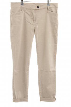 Marc O'Polo 7/8-Hose creme Casual-Look