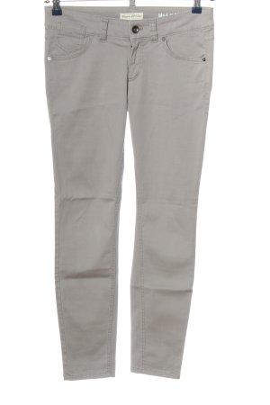 Marc O'Polo 7/8 Length Trousers light grey casual look