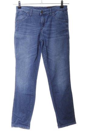 Marc O'Polo 7/8 Jeans blau Casual-Look