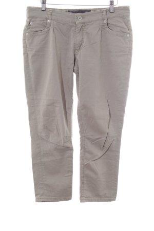 Marc O'Polo 7/8 Jeans graugrün Casual-Look