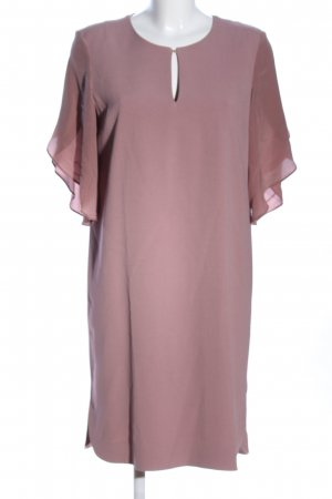 Marc O'Polo A-Linien Kleid pink Casual-Look