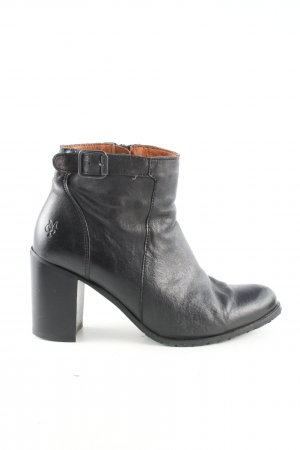 Marc O'Polo Ankle Boots schwarz Business-Look