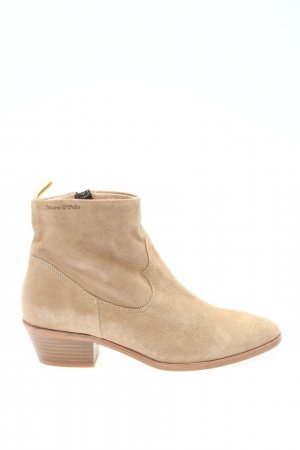 Marc O'Polo Ankle Boots creme Casual-Look