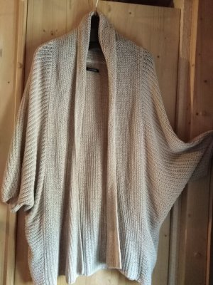 Marc O'Polo Gilet tricoté brun sable