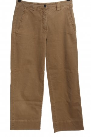 Marc O'Polo Pantalone largo marrone stile casual