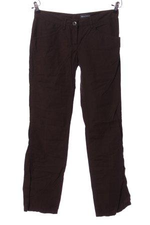Marc O'Polo Baggy Pants braun Casual-Look