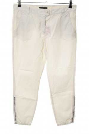 Marc O'Polo Baggy Pants creme Casual-Look