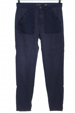 Marc O'Polo Baggy Pants blau Casual-Look