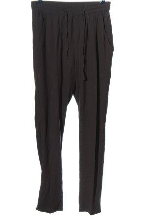 Marc O'Polo Baggy Pants schwarz Casual-Look
