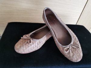 Marc O'Polo Slingback Ballerinas light brown