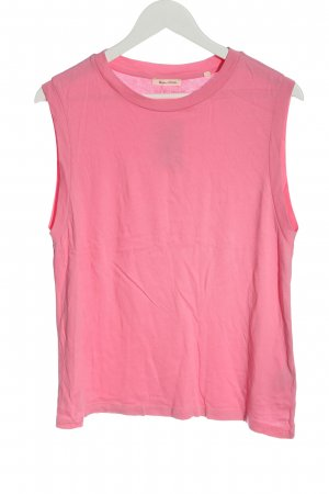 Marc O'Polo Basic topje roze casual uitstraling