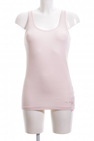 Marc O'Polo Basic Top pink Casual-Look