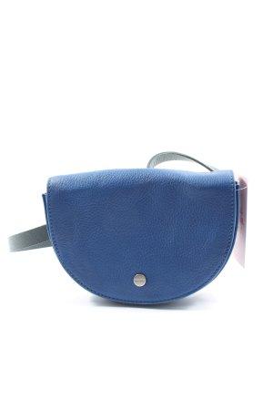 Marc O'Polo Bumbag blue themed print casual look