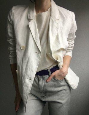 Marc O'Polo Long Blazer white