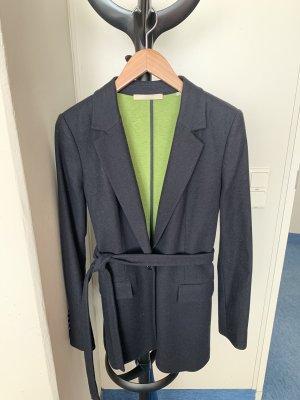 Marc O'Polo Blazer in lana blu scuro