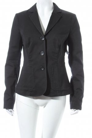 Marc O'Polo Blazer schwarz Casual-Look