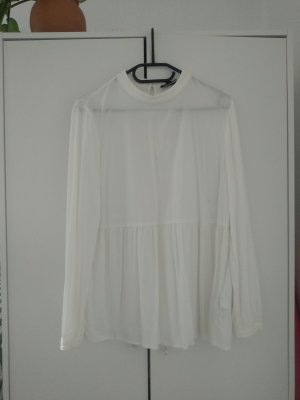 Marc O'Polo Blouse topje wit-wolwit
