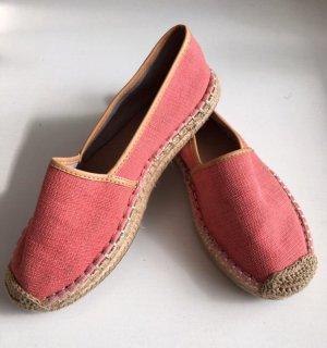 Marc O'Polo Zapatos de marinero rojo claro