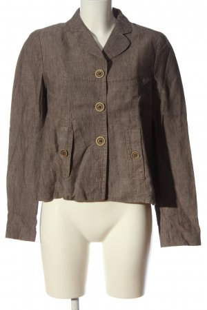 Marc O'Polo Boyfriend-Blazer braun Casual-Look