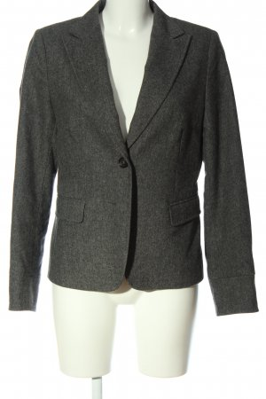 Marc O'Polo Boyfriend Blazer light grey flecked business style