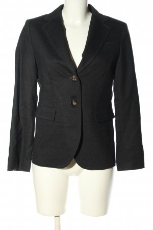 Marc O'Polo Boyfriend-Blazer hellgrau meliert Business-Look