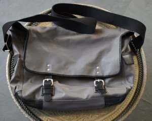 Campus by Marc O'Polo Briefcase black-grey