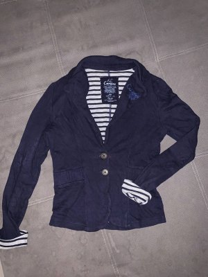 Campus by Marc O'Polo Sweat Blazer dark blue
