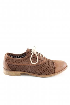 Marc O'Polo Cap Toes brown business style