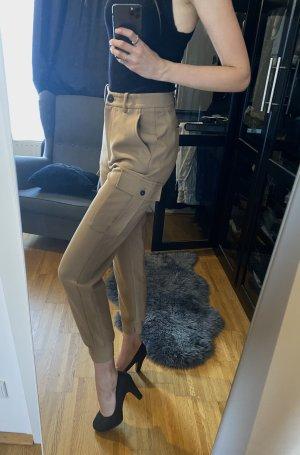Marc O'Polo Cargo Pants cream-beige
