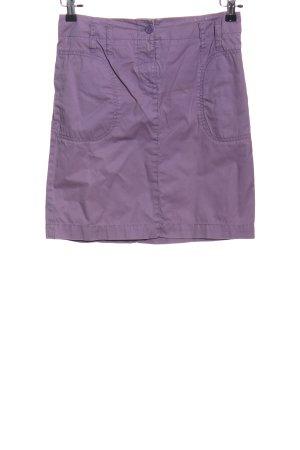 Marc O'Polo Spódnica militarna fiolet W stylu casual