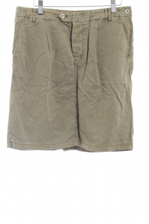 Marc O'Polo Gonna cargo verde oliva stile casual