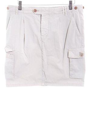 Marc O'Polo Falda estilo cargo blanco puro look casual